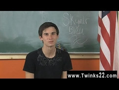 New emo gay boy sex We commence out hearing where Skyelr Bleu is from