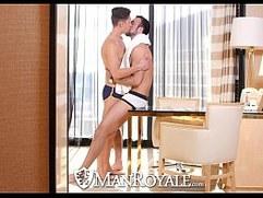 ManRoyale Horny Boyfriends Fuck cum