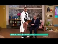 a live testicle examination on #ThisMorning http://nakedguyz.blogspot.com