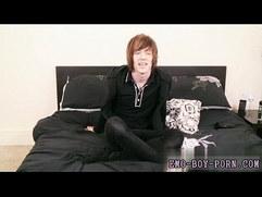Teen gay porn emo gallery Sean Taylor Interview Solo Video! You