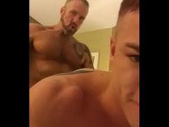Big Hairy Daddy boysgotsomedaddyissues That bottom is fucking