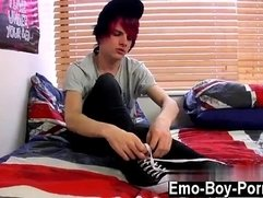 Gay twinks Damien Winters is one of those emo fellows every boy would