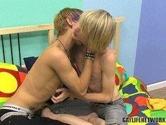 Sucking and Fucking Gay Boys