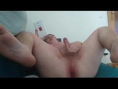 Chubby german gay jerking