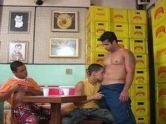 [brazil] Dois boys e um sarado metedor