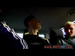Free old gay sex movie first time Tag Teamed In The Back Seat