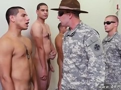 View black rough gay porn video xxx Yes Drill Sergeant!