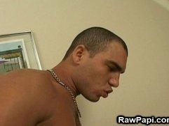 Big Cock Bareback Latino