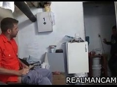 Younger lad caught spying gets fucked by stud - realmancams.gq