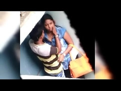 Indian Couple with rain romantic video 2018