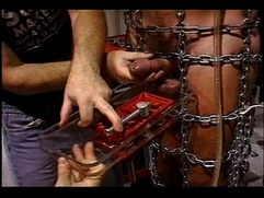 Suspend and bound the ultimate CBT orgy