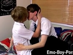 Hot gay sex Ethan Knight and Brent Daley are two wild students