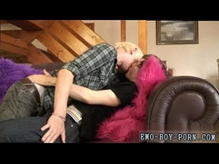 Download anime gay man porn first time Blonde haired emo boy Max