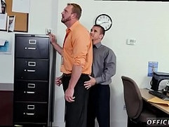 Broke military boy gay porn First day at work