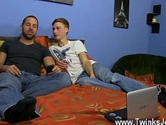 Hot smart gay sex photo When hunky Christopher misplaces his wallet